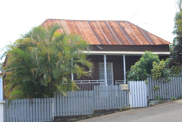 Case créole à Piton Saint-Leu La Réunion