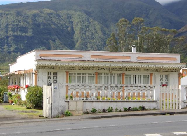 Case créole Plaine des Palmistes La Réunion
