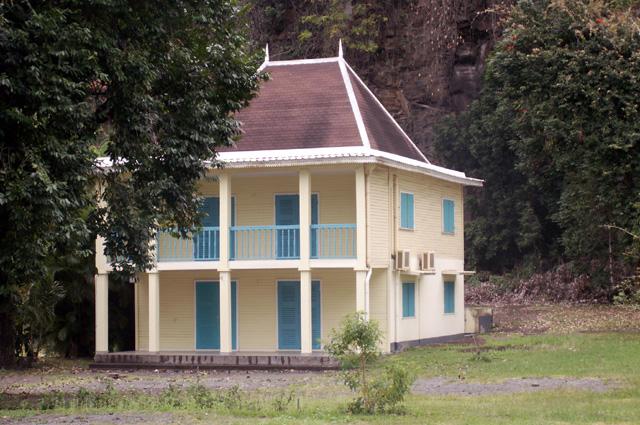 Case créole La Rivière à Saint-Denis
