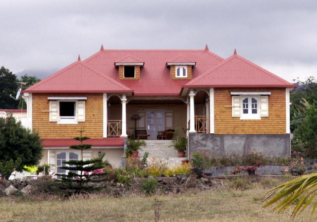 Case créole Ravine des Cabris île de La Réunion