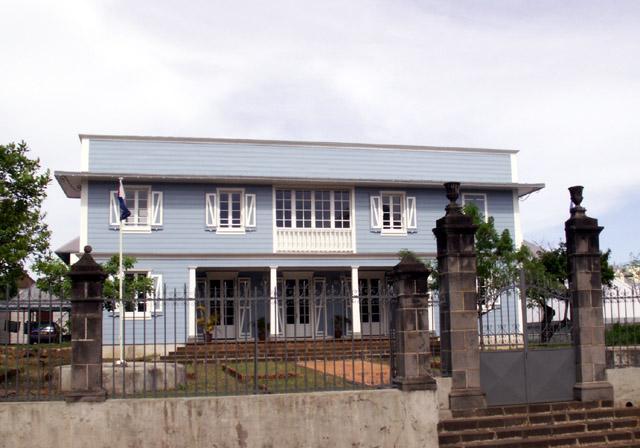 Maison Orré Saint-Pierre île de La Réunion