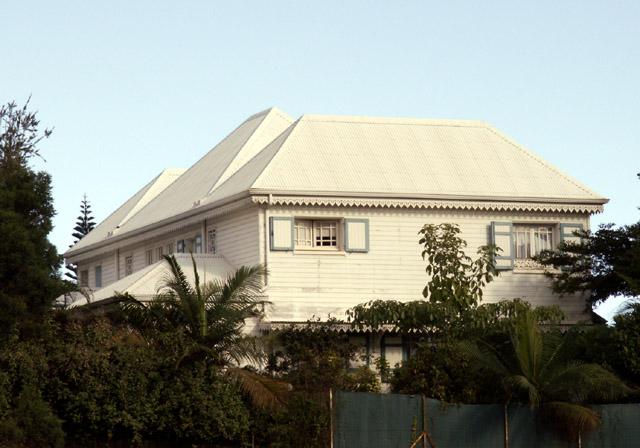 Case créole quartier La Pointe Le Tampon île de La Réunion
