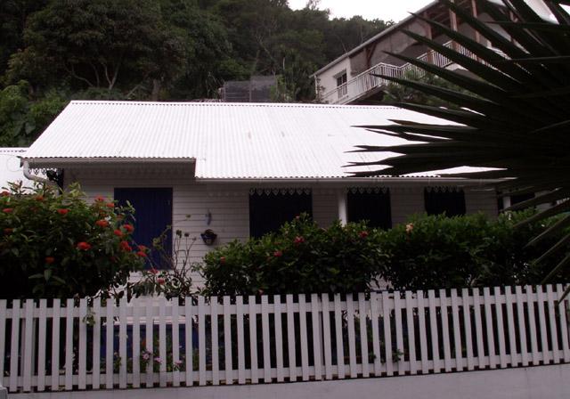 Maison Manapany-les-bains. La Réunion.