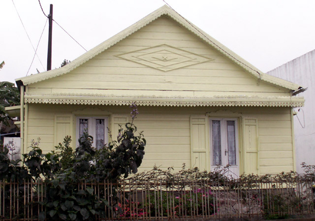 Maison Case Plaine des Cafres La Réunion