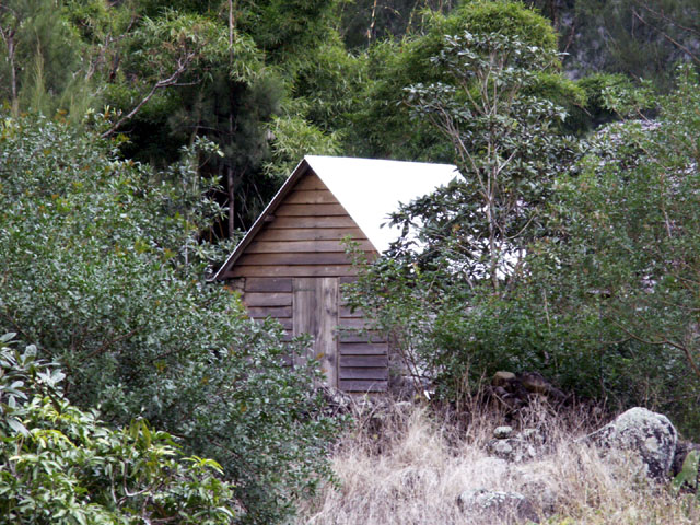 Case créole Village Roche Plate Rivière des Remparts Saint-Joseph île de La Réunion