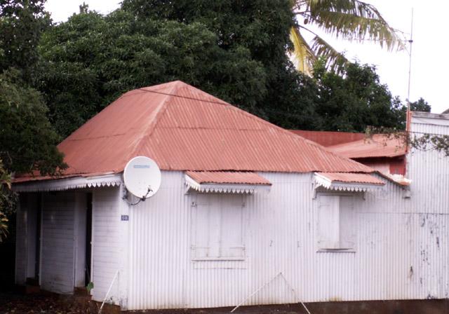 Case Saint-Pierre La Réunion