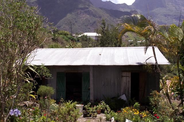 Case créole Îlet à Cordes Cilaos La Réunion