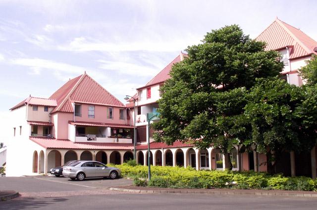 Immeuble à Bois d'Olive La Réunion
