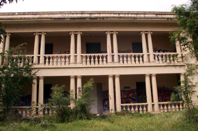 Maison créole rue Sainte-Anne à Saint-Denis La Réunion