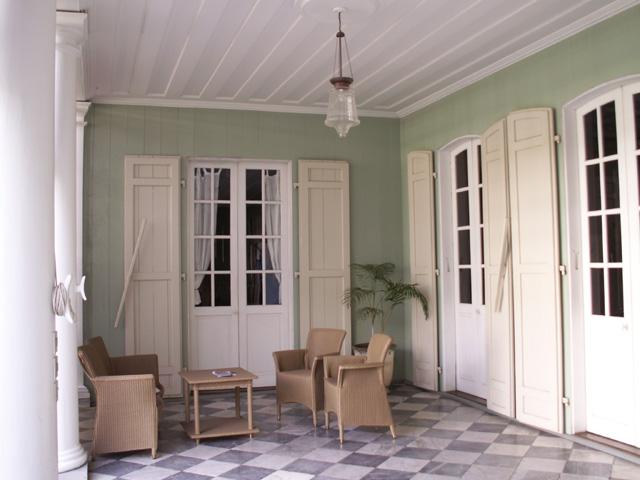 Varangue de La Maison Déramond Saint-Denis La Réunion