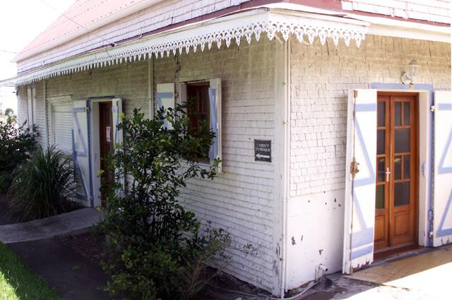 Maison Henry Payet Saint-Joseph La Réunion
