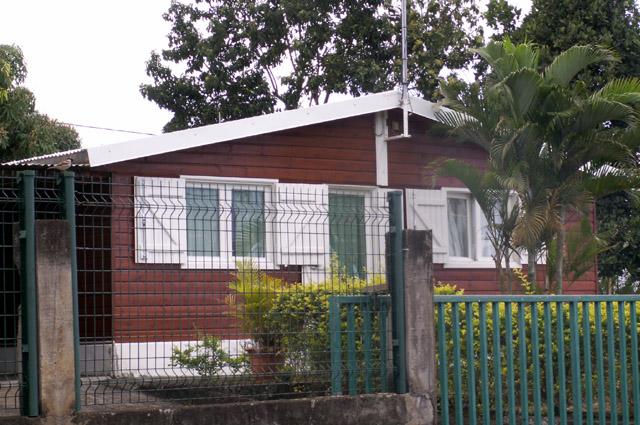 Maison au Maniron commune de Maison au Maniron commune de L'Étang-Salé