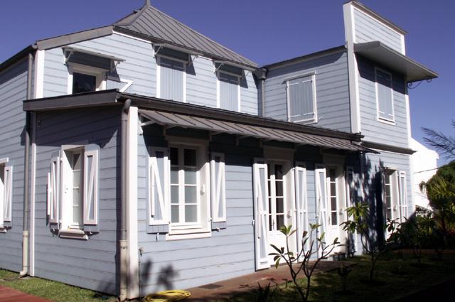 Côté, maison Orré Saint-Pierre La Réunion