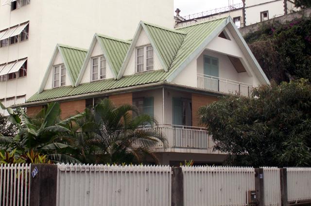 Maison quartier La Rivière à Saint-Denis La Réunion