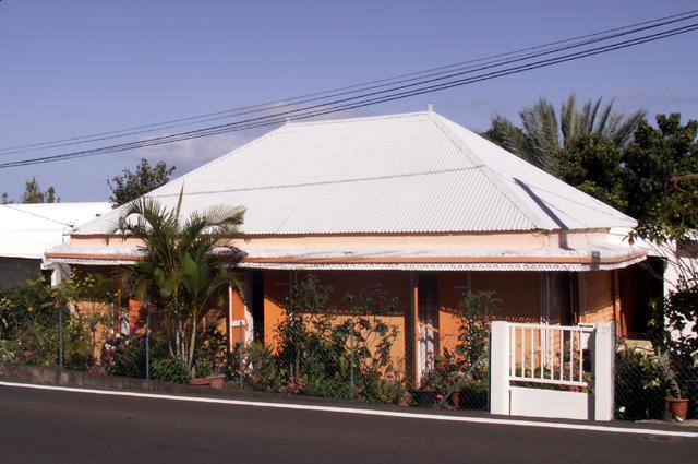Maison quartier les Canots à L'Étang-Salé