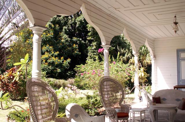 Maison Vallée Saint-Pierre La Réunion