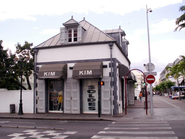 Pavillon Badat 17, rue de Paris Saint-Denis La Réunion