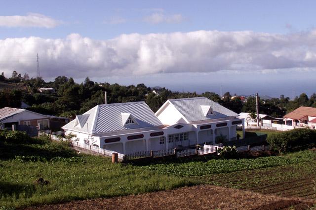 Maison Pont d'Yves La Réunion