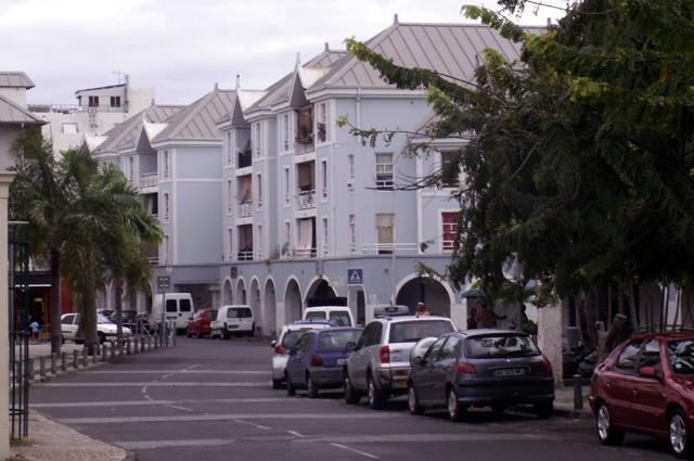Résidence quartier la Rivière à Saint-denis