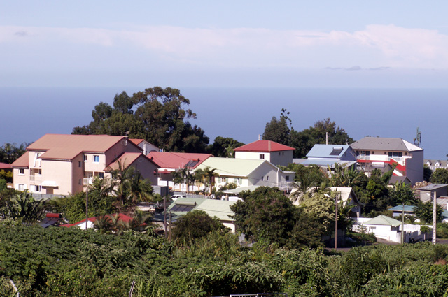 Maisons les Trois Mares La Réunion