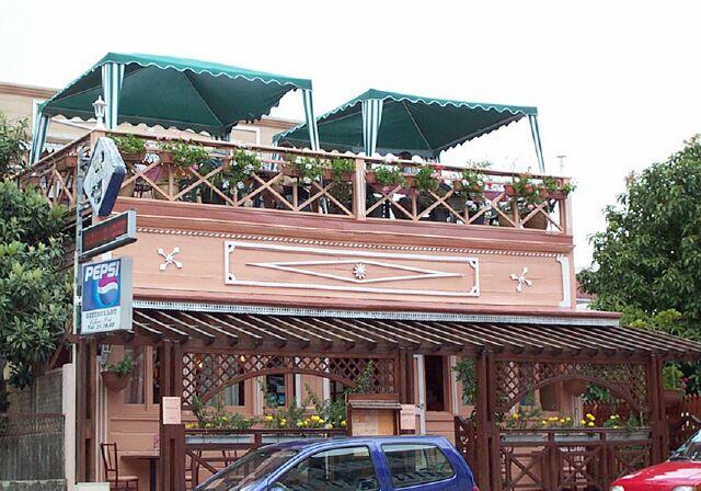 Restaurant à Cilaos