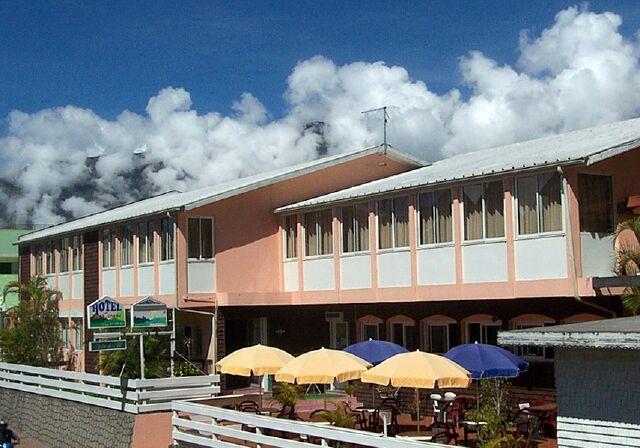 Hôtel restaurant à Cilaos