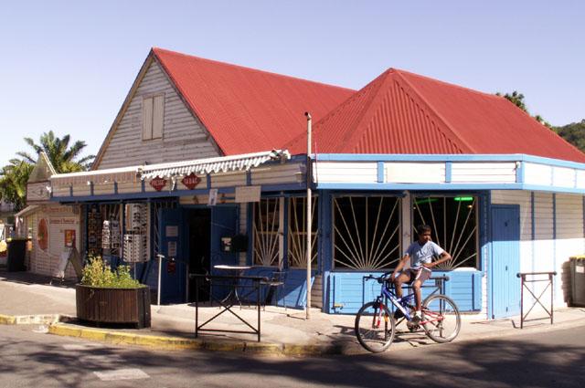 Commerce à l'Entre-Deux île de La Réunion