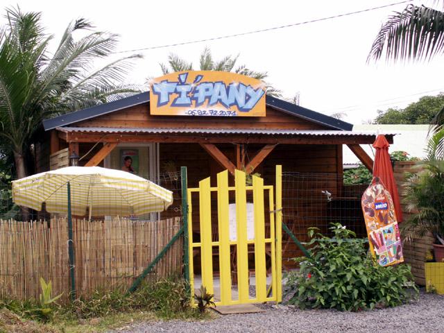Commerce Manapany-les-bains Réunion