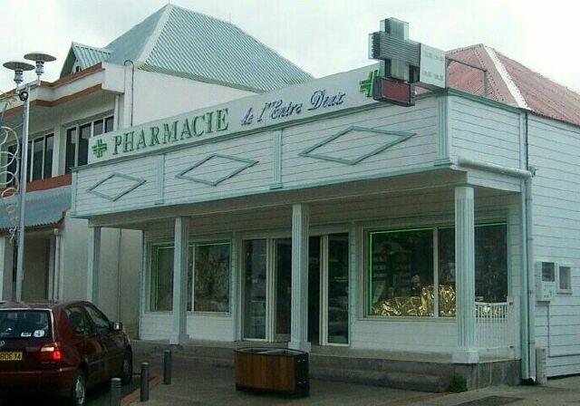 Pharmacie Entre-Deux La Réunion