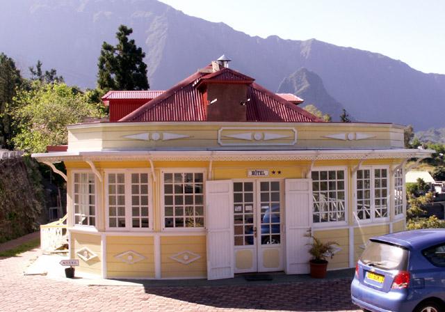 Cilaos : hotel