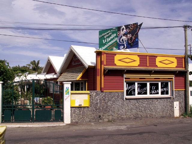 Restaurant de la ville de Saint-Pierre La Réunion