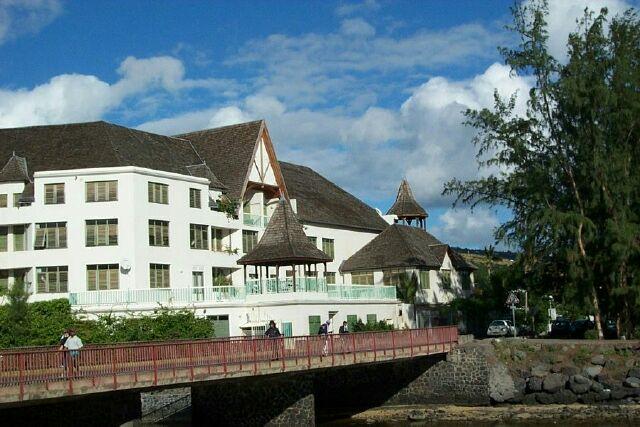 Hôtel à Saint-Leu