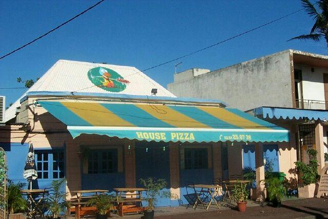 commerce : Pizzeria à Saint-Pierre La Réunion