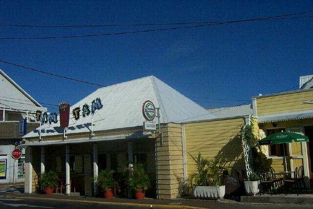 Café restaurant Saint-Pierre