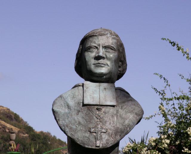 Buste Alexandre Monnet Saint-Paul