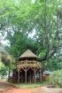 Cabane Jardin de l'État Saint-Denis La Réunion.
