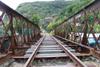 Pont train La Grande Chaloupe