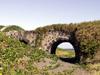 Ancien pont de chemin de fer entre Saint-Pierre et Pierrefonds île de La Réunion