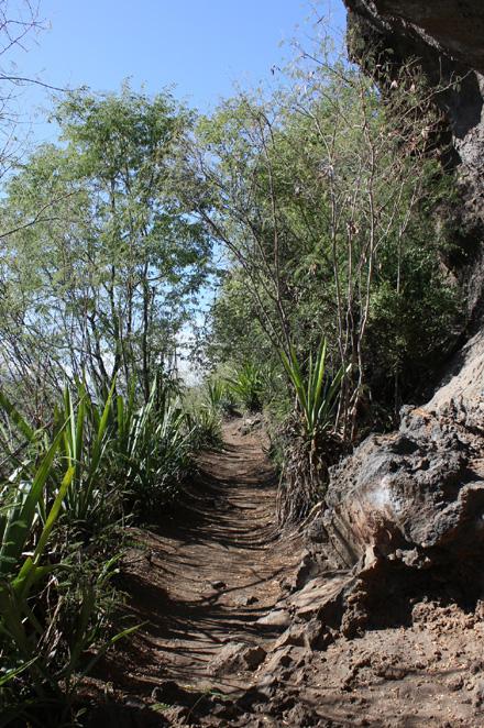 Randonnée Sentier La Corde