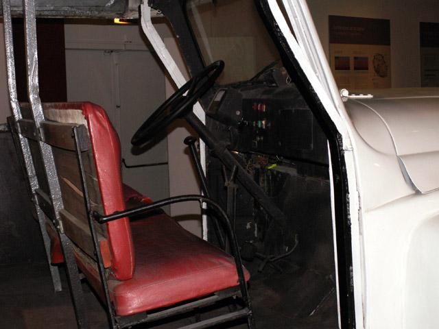 Ti car courant d'air exposition Musée Stella Matutina Réunion