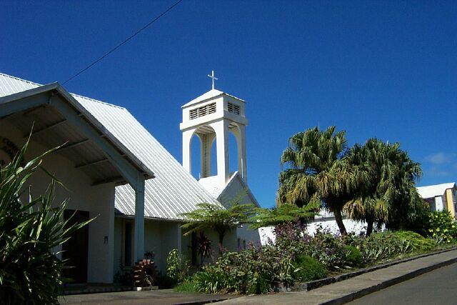 église Bagatelle La Réunion