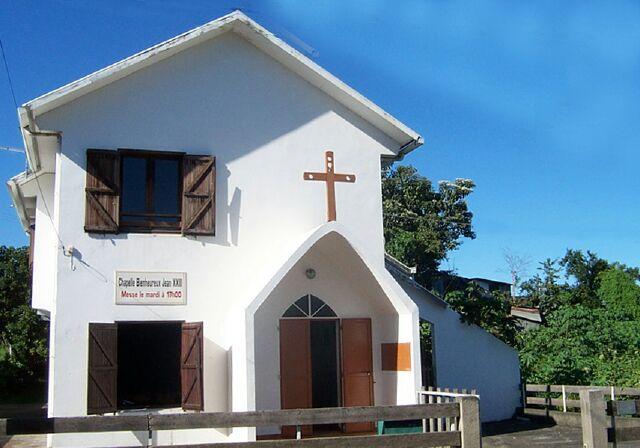 église Basse Terre La Réunion