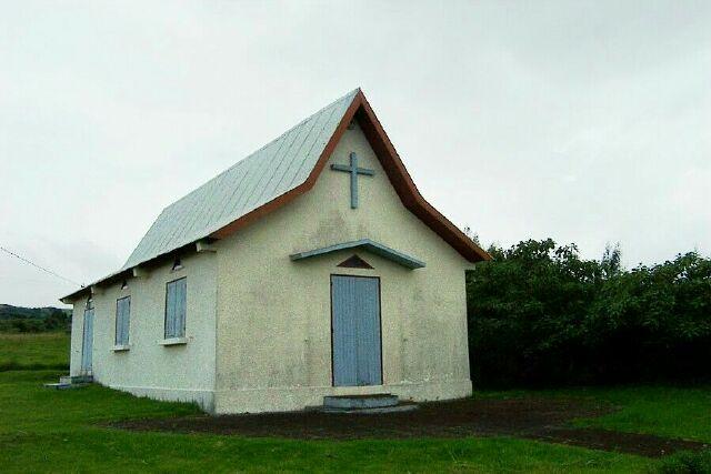 Chapelle Bois Court île de La Réunion