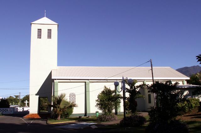 Église des Saints Anges Bras de Pontho