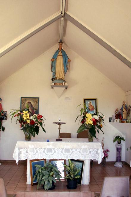 Chapelle Domaine du Relais à Petite-île