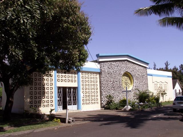 Chapelle Sainte-Thérèse de l'Enfant Jésus à l'Etang-Salé les Bains