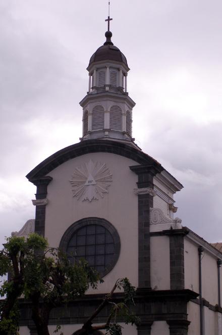 Chapelle de l'Immaculée Conception 10, rue Sainte-Anne à Saint-Denis