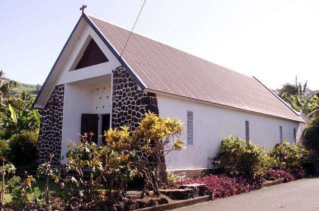 Chapelle de Manapany les Bains