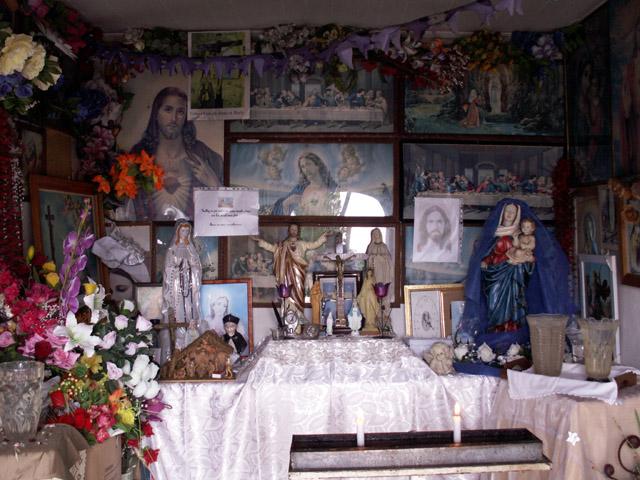 Chapelle du Sacré-Coeur Route du Maniron à L'Étang-Salé