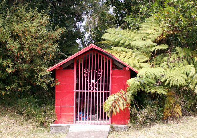 Chapelle Saint-expédit à Grand coude Saint-Joseph île de La Réunion